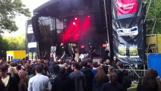 TURBOSTAAT - Ufos Im Moor (Live @ Rock unter Linden, Meppen - 01. Juni 2012)