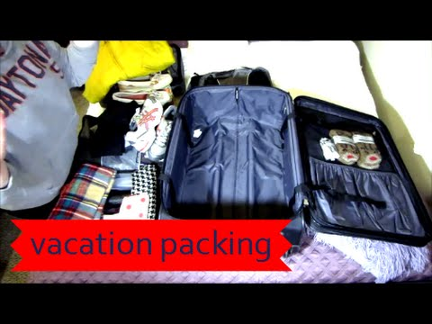 Vacation Packing | December 2014