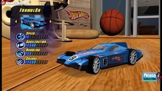 Hot Wheels Beat That / Hot Wheels Speed Car Racing / Nintendo Wii Games / Gameplay Video #4