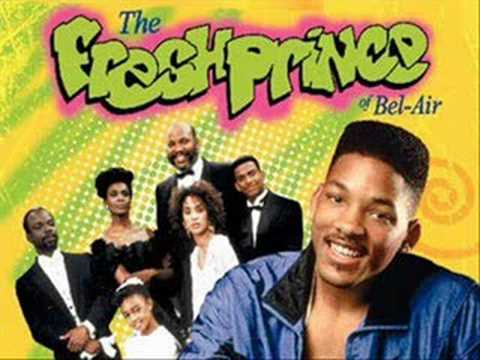 Will Smith, Fresh Prince Of Bel Air Theme Song (With Lyrics)