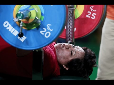 Women's -86kg | Men's -97kg | Powerlifting | Rio 2016 Paralympic Games