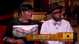"""Hiphollywood's Jasmine Simpkins sat down with Chadwick Boseman and the cast of """"Get on Up"""" to find out how he channeled legendary musician, James ..."""
