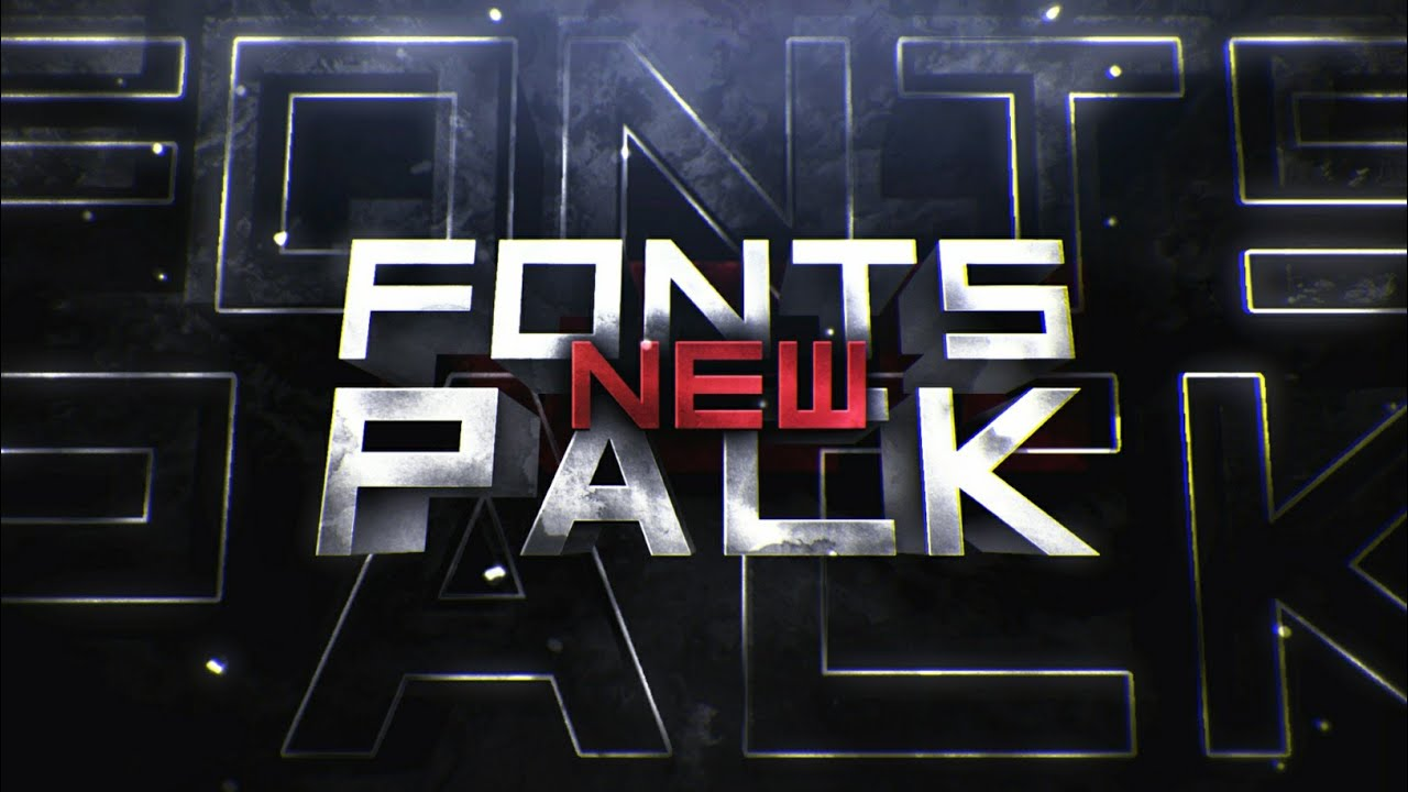"Download 2020🔥""THE 2020 NEW FREE FONTS PACK"" Exclusive Fonts Pack ..."