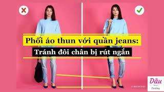 5 Nguyên Tắc Phối Đồ Cho Phái Nữ   Dâu Clothing - Thời trang nữ chất lượng giá rẻ