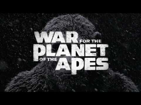 Trailer Music War for the Planet of the Apes (Theme) - Soundtrack War for the Planet of the Apes