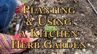 Planting & Using a Kitchen Herb Garden with Pat Battle
