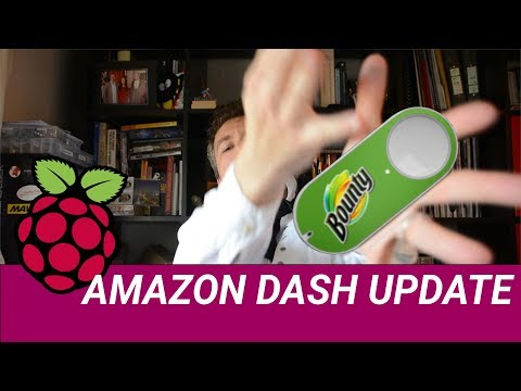 Amazon Dash - Joyful Update For Raspberry PI And Tasker