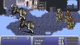 Final Fantasy VI Advance USA