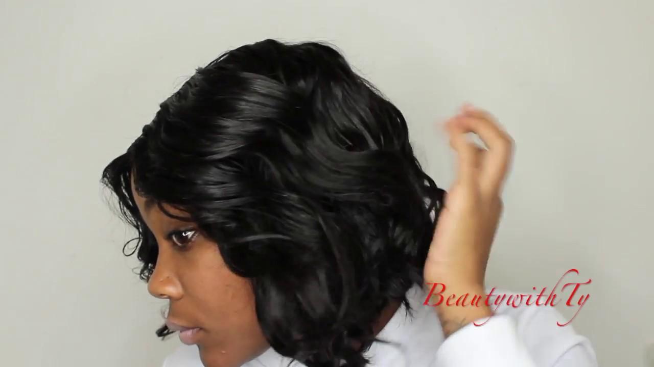 Gabrielle Union Inspired Body Wave Bob Ft Nadula Hair Youtube