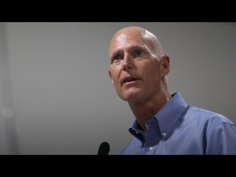 Florida Governor: Leave before it is too late