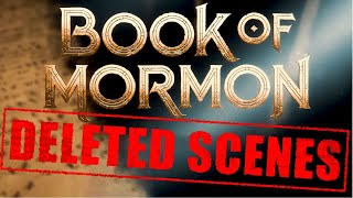 AUDITIONS and DELETED SCENES from the BOOK OF MORMON VIDEOS!