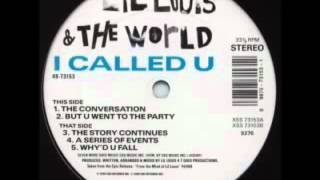 Lil Louis and The World   I Called U  The Conversation