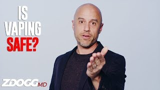 Is Vaping Safe? | A Doctor Talks e-Cigarettes & Lung Disease