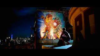 SpiderMan Far From Home 2019 Tamil movie scene