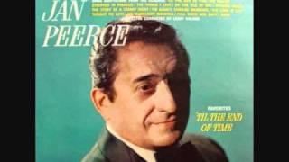 Jan Peerce - Tonight We Love (1964)