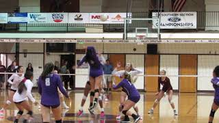 CIF Volleyball: St. Anthony vs. Valley Christian