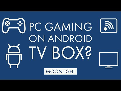 Nvidia Shield Who? || Run PC Games On Android TV Box || Moonlight Game Streaming || S905X X96