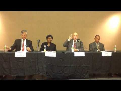 Columbus Day Political Forums: Mayoral