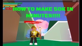 HOW TO LEVEL UP FAST EARN EASY CASH!!! PLUS ULTRA ROBLOX