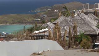 La villa des Hallyday à Saint-Bart ne peut finalement pas être prêtée aux rescapés d'Irma