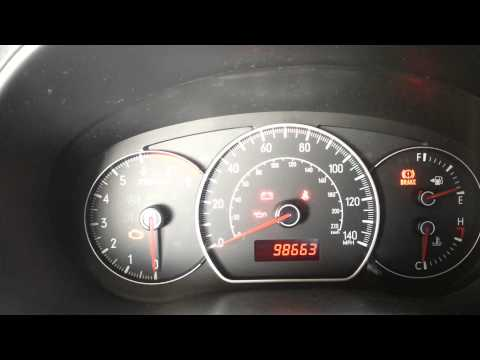 TPMS Reset on a 2008 Suzuki SX4
