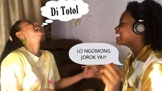 WHISPER CHALLENGE!!! MALAH NGOMONG JOROK