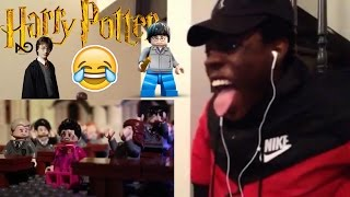LEGO Harry Potter In 90 Seconds REACTIONS!!!!!