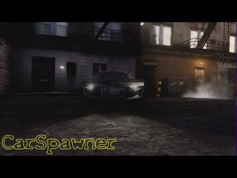 GTA 4 PC CM - I ROBOT CAR ( Audi RSQ ) [ Photorealisticgraphic ]