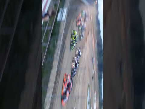 Aj Ward Racing 7/4/18@I-96 Speedway)Feature