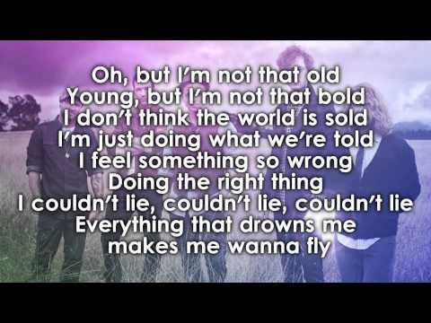 OneRepublic - counting stars OFFICIAL MUSIC [with lyrics]