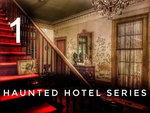 HAUNTED HOTEL SERIES Ep.1:  3am Myrtles Plantation room tour.