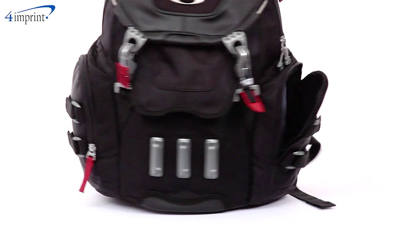 oakley bathroom sink backpack - promotional products - youtube