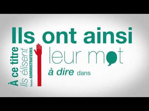 Une vidéo pour le Credit Agricole en Motion Design Typographie