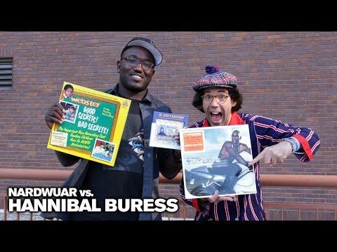 Nardwuar vs Hannibal Buress