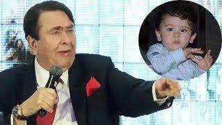 Randhir Kapoor talks about his grandson Taimur Ali Khan39s popularity  Video