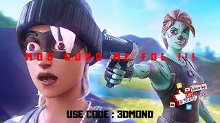 MOS GUXO ME FOL !!! FORTNITE SHQIP (USE CODE : 3DMOND) w/Doni , Avdia , DonGJK