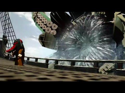 LEGO® Piráti z Karibiku 09: KRAKEN! | Minecraft Box