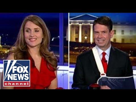 Tucker Carlson's 'Final Exam': Griff vs. Partsinevelos