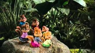 Alvin and the Chipmunks: Party Rock Anthem (Chipmunked Version) With HD Video - LMFAO