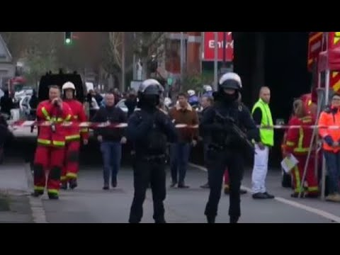 Paris Villejuif Stabbing: Attack Could Be An Act Of Terror
