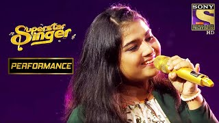 "Ankona's Performance on ""Dhadak"" Touches Hearts   Superstar SInger"