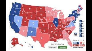 Why Trump Will Win!   2020 Election Prediction (feb. 2019)