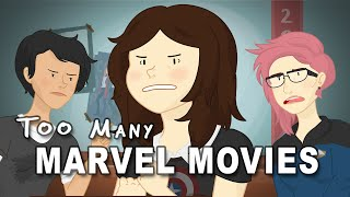 Fangirls: Too Many Marvel Movies