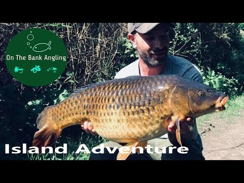 Spring Carp Fishing In Clear Water