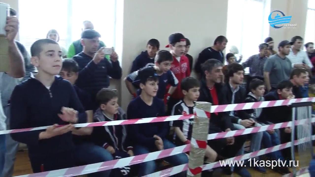 Открытый турнир Каспийска по кикбоксингу