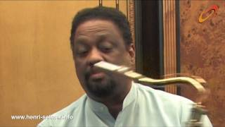 Chico Freeman and his SELMER Reference 54 Tenor Saxophone
