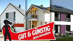Gut & günstig: drei Fertighäuser mit unglaublichem Preis | Hausbau Helden