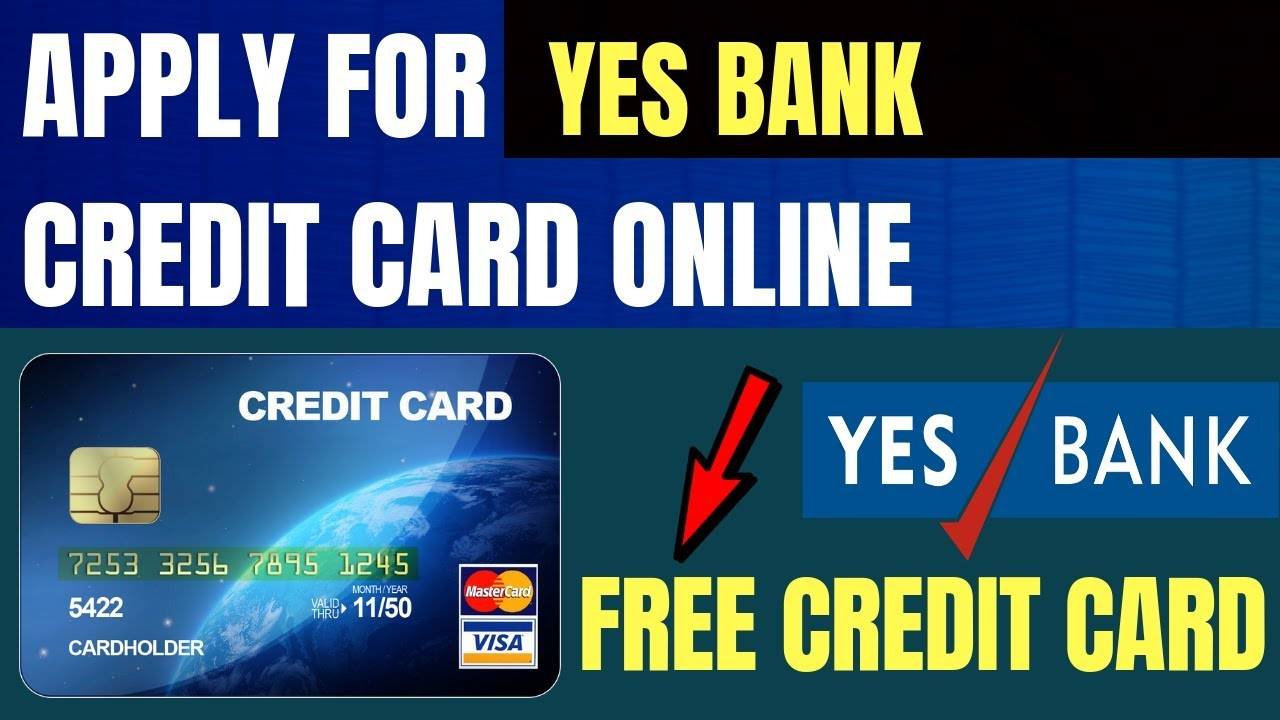 types of yes bank credit card