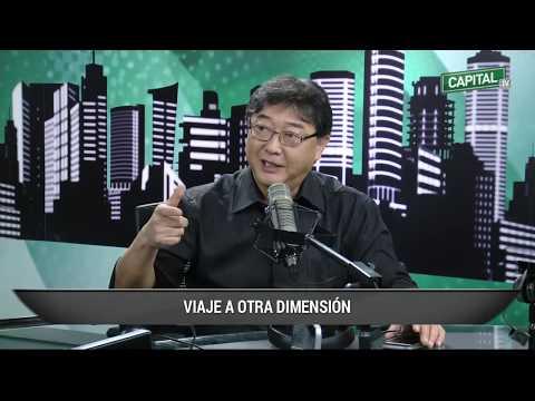 Entrevista a Pedro Noguchi por Anthony Choy en Capital Tv