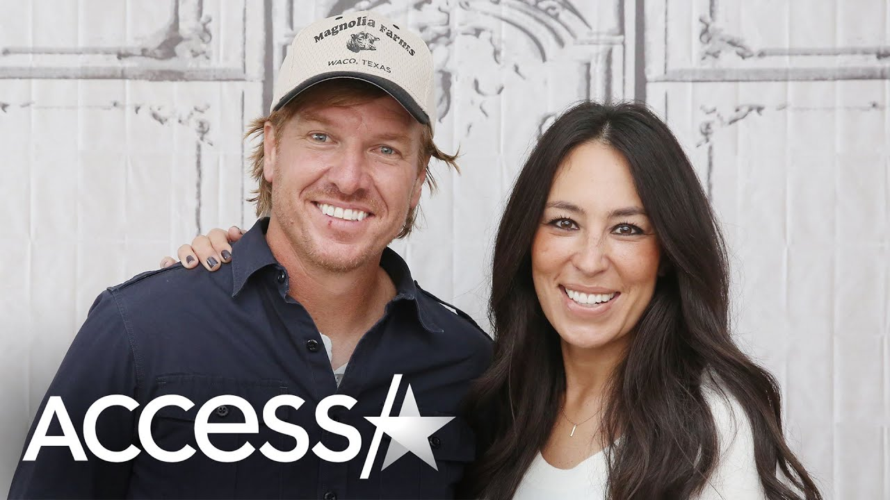 Joanna Gaines Plans To Honor Husband Chip With This Tattoo